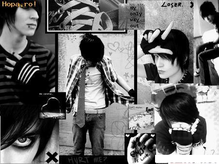 EMO - Colaj de poze